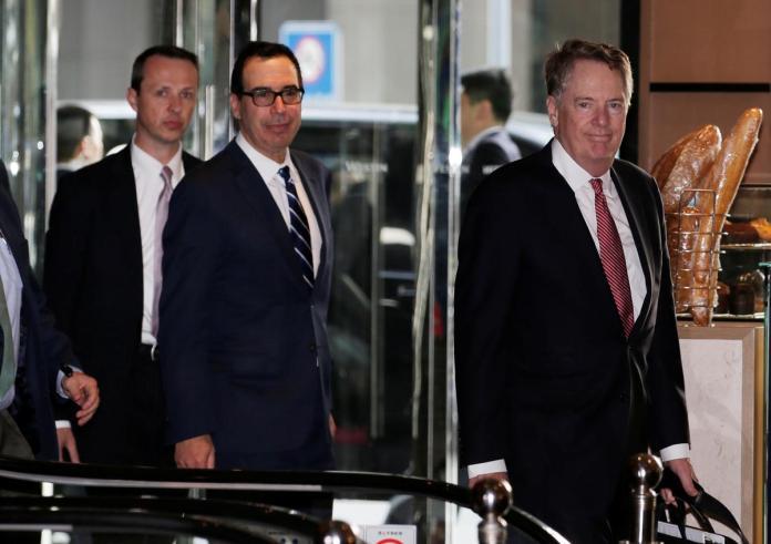 [NEWS] U.S., Chinese negotiators hold 'constructive' phone talks on trade – Loganspace AI