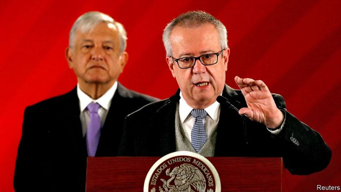 [NEWS #Alert] Mexico's finance minister falls out with its populist president! – #Loganspace AI