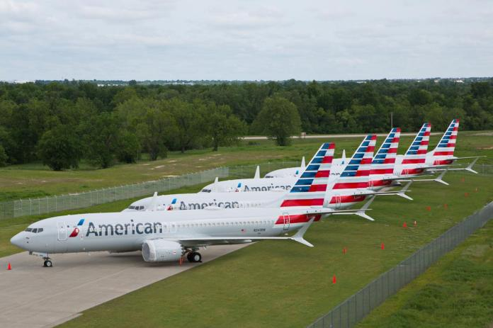 [NEWS] American Airlines extends Boeing 737 MAX cancellations for fourth time – Loganspace AI