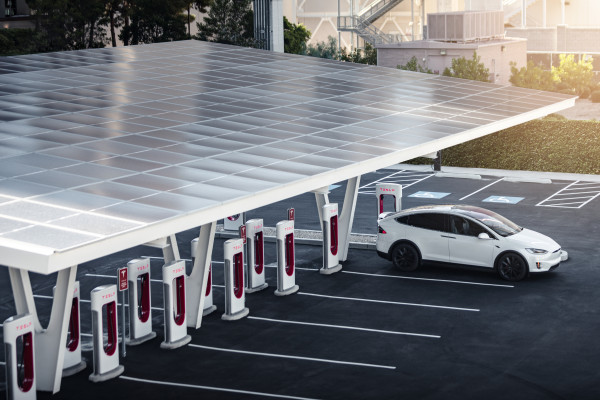 [NEWS] Tesla's new V3 Supercharger can charge up to 1,500 electric vehicles a day – Loganspace