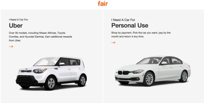 [NEWS] SoftBank-backed Fair taps three executives to lead vehicle subscription app expansion – Loganspace