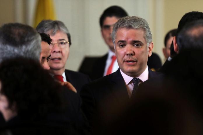 [NEWS] Colombia's Duque seeks international sanctions on Venezuela to protect region – Loganspace AI