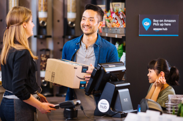 [NEWS] Amazon expands its in-store pickup service, Counter, to thousands more stores – Loganspace