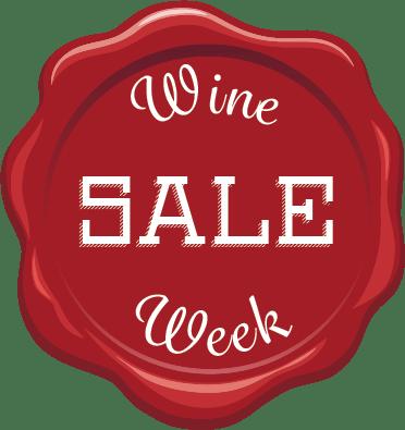 Wine Sale Next Week!