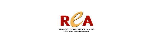 ReA - registro de empresas acreditadas sector de la contrucción