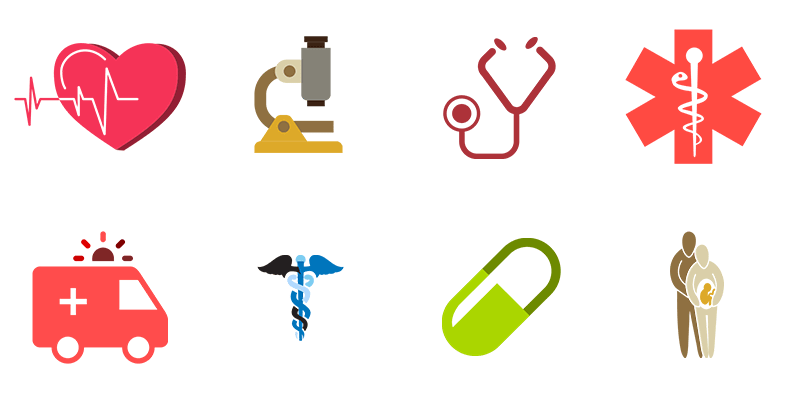 How to Create a Medical Logo Guidelines and Tips  Logo Design Blog  Logaster
