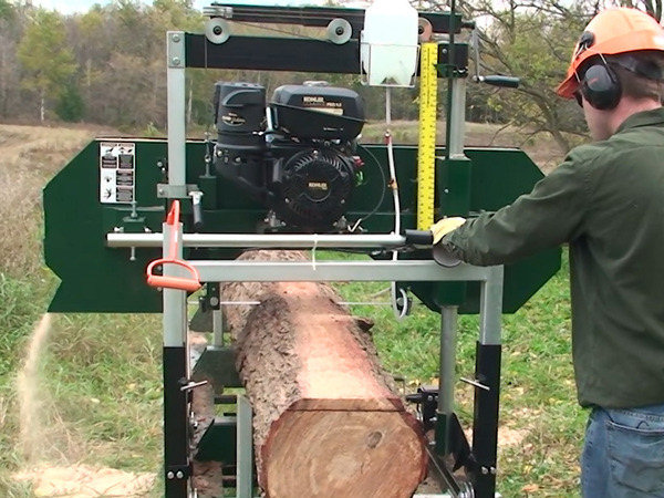 Free Homemade Chainsaw Mill Plans