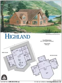Log Home Photos And Floor Plans