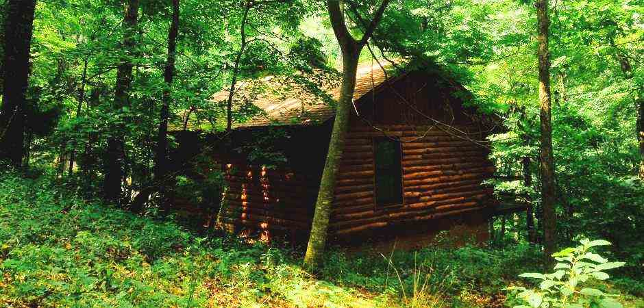 Eureka Springs Cabin Rentals in the Arkansas Ozarks with