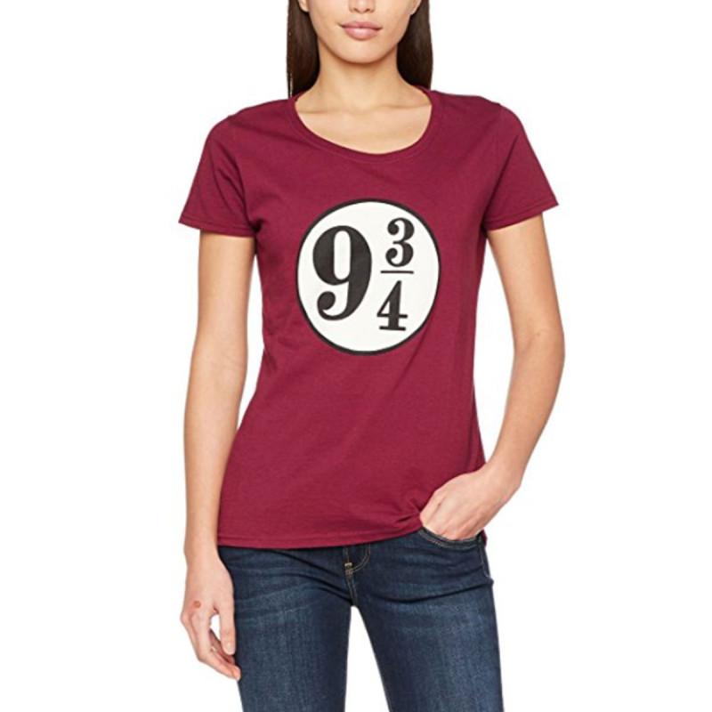 T Shirt Harry Potter Pour Femme Modle Voie Express 9 34
