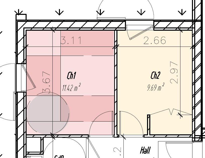 Amnager une chambre contraintes et dimensions