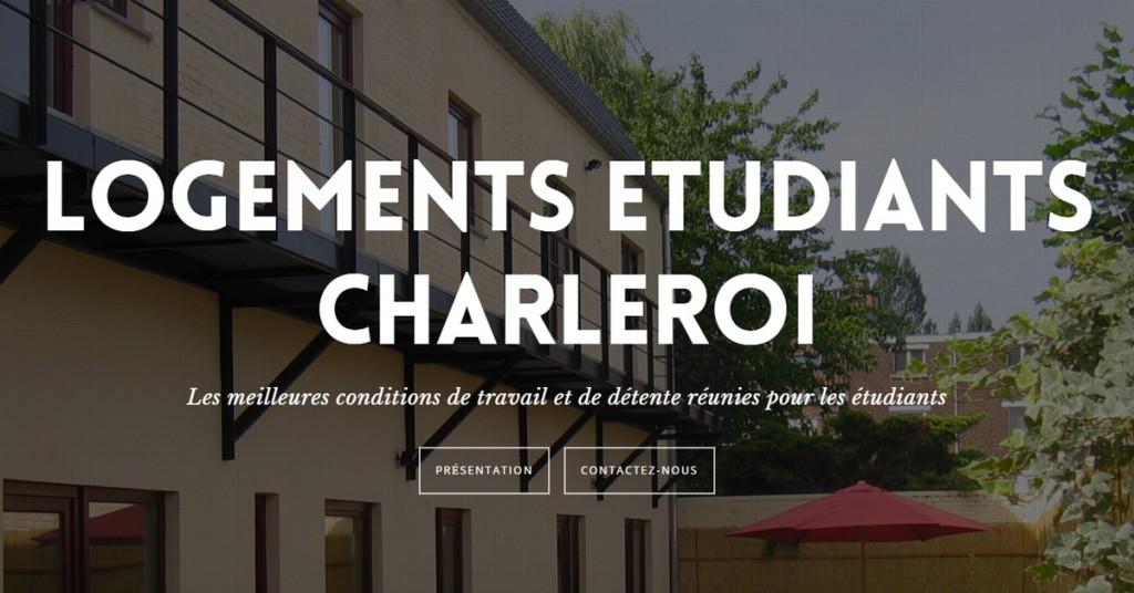 Logements Etudiants Charleroi