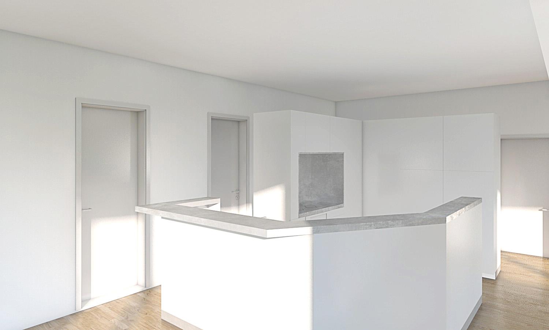 45 pices appartement  louer rgion de Fribourg