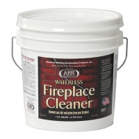 Fireplace Cleaner - Amazing Waterless Cleaner!