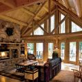 Credit katahdin log homes jack bingham photo