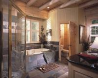 Photos of a Log Home in Georgia
