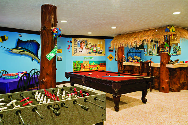 Game Room Decor
