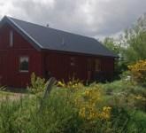 Prefabricated modular timber frame farmhouse