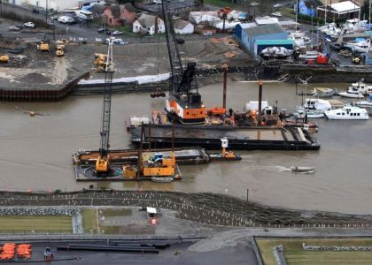 Thumbnail for the post titled: Duwamish River cleanup gets in-depth look in Seattle Times
