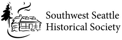 Logo for Southwest Seattle Historical Society - Log House Museum