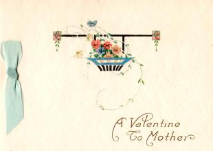 Thumbnail for the post titled: Valentine's Day in the Collection