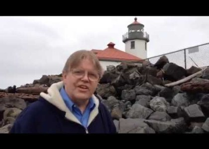 Thumbnail for the post titled: Celebrate the 100th birthday of Alki Lighthouse all summer long!