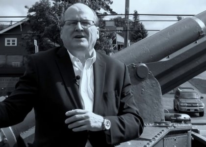 Thumbnail for the post titled: VIDEO: Remembering D-Day with Col. Don-Michael Bradford of West Seattle