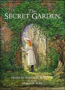 Secret Garden Graham Rust cover