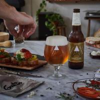 Andes Origen, la nueva cerveza mendocina, elaborada con pura malta tostada
