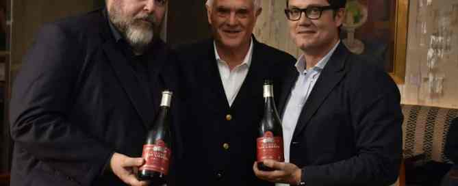 Altos Las Hormigas presentó su vino Bonarda Brusca junto a Pietro Sorba 2