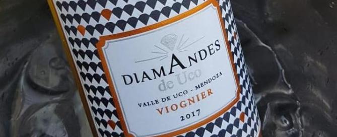 Diamandes Viognier 2017