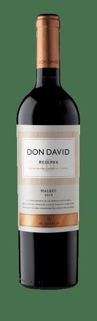 Don David Reserva fue elegido como el Mejor Vino Argentino por Wine Spectator 2