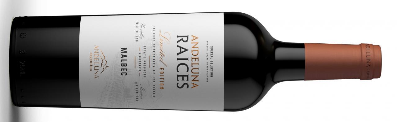 Raíces los nuevos vinos jóvenes de Andeluna