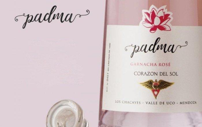 Padma Garnacha Rosé de Corazón del Sol #AWBDescorcha #Rosados