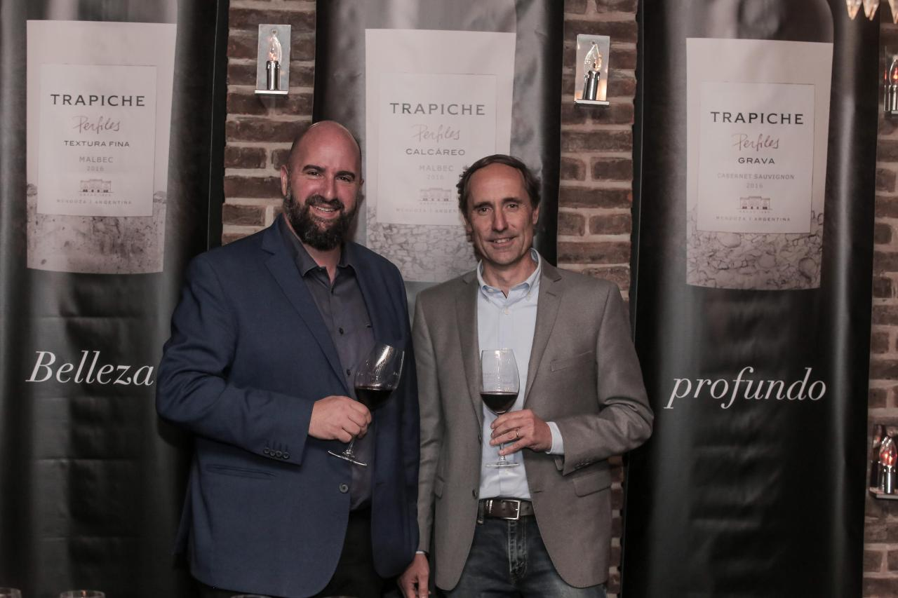 Trapiche Perfiles: Un verdadero camino a la Exploración