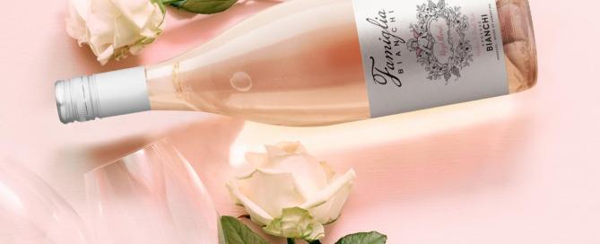 Llega el primer rosé de Bodegas Bianchi: FAMIGLIA BIANCHI ROSÉ BLEND