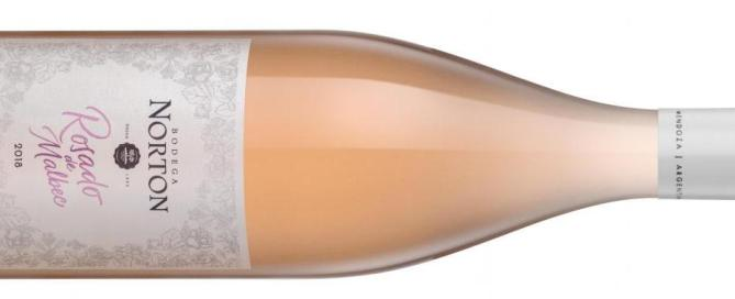 Norton Rosado de Malbec, el rosé perfecto para acompañar cualquier ocasión