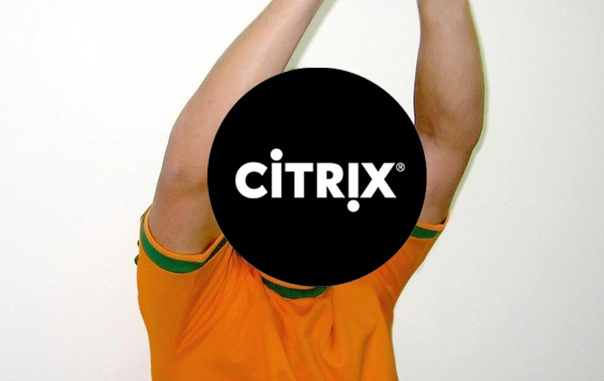 Citrix protocol stack receives the trophy held high