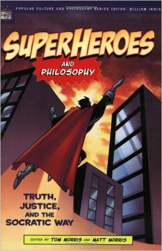 superheroes Morris