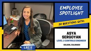 Employee Spotlight Asya