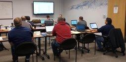 Brewmaxx training classroom at LSI