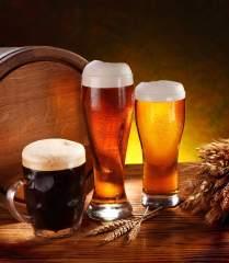 Beer display LSI