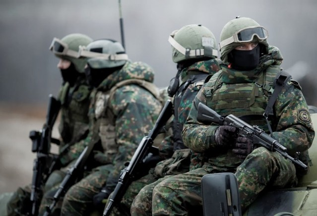 Ruska vojska u Siriji