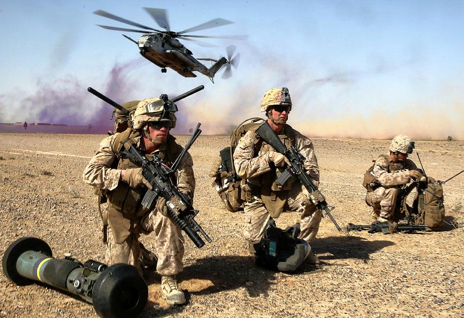 Američke trupe