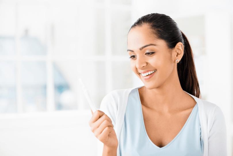 positive dettol pregnancy test negative images
