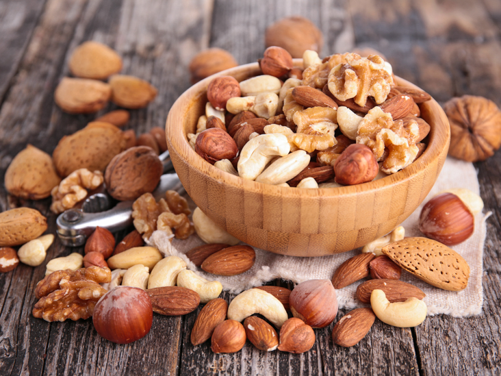 Can Nuts Help To Improve Sperm Health