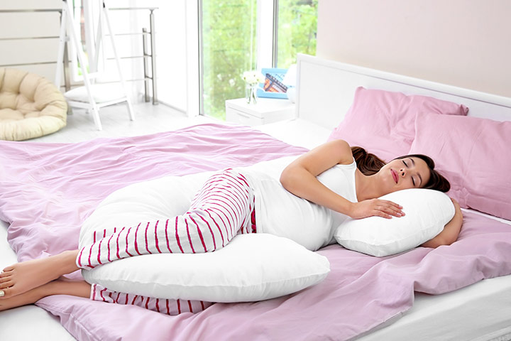 What Do You Think Are The Best Sleeping Positions During Pregnancy?