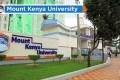 Mount Kenya University Recruitment 2021