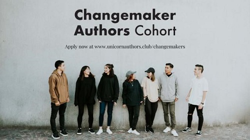 Changemaker Authors Cohort 2021 at Narrative Initiative