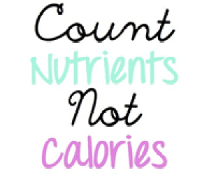 Count down Calories from LogicRead